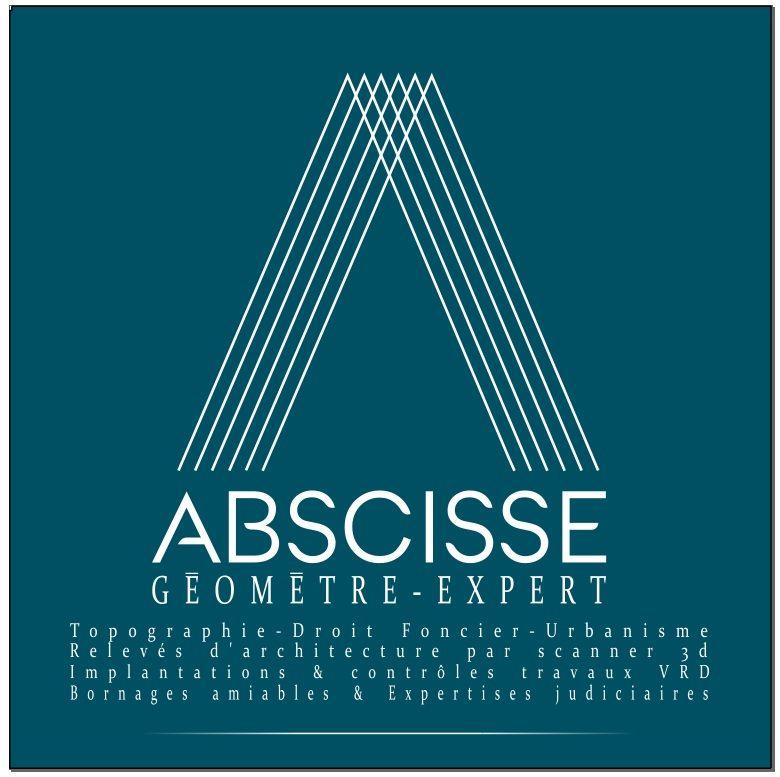 logo ABSCISSE GEOMETRE-EXPERT